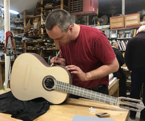 Stringed instrument woodwork classes in Ramsgate Kent